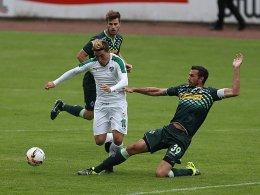 Martin Stranzl im Spiel gegen Bursaspor