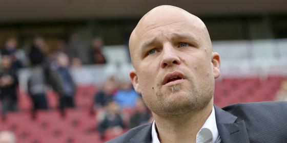 Sucht einen Nachfolger f�r Franco di Santo: Bremens Sportdirektor Rouven Schr�der.