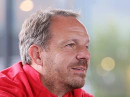 Macht immer klare Ansagen: Stuttgarts Trainer Alexander Zorniger.