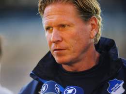 Hoffenheims Trainer Markus Gisdol