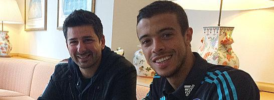 Toni Lieto und Franco di Santo