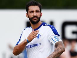 Trägt auch in der neuen Saison die Binde: Darmstadts Kapitän Aytac Sulu.