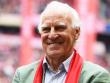 """Die Bayern-Legende strahlt: Franz """"Bulle"""" Roth sieht die M�nchner hervorragend aufgestellt."""
