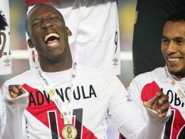 Abflug in die Türkei: Hoffenheims peruanischer Rechtsverteidiger Luis Advincula geht zu Bursaspor.