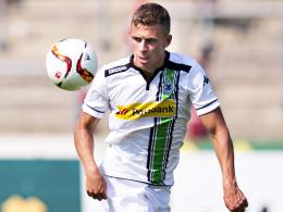 Schmerz- und problemfrei: Mönchengladbachs Belgier Thorgan Hazard.