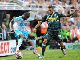 Fabian Johnson (rechts, hier gegen Newcastles Chancel Mbemba)