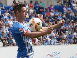 Ist wohl erst zum Bundesligastart wieder fit: Hoffenheims Mark Uth.