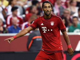 Stellungssicher, konsequent und kommunikativ: Bayern Münchens Medhi Benatia.