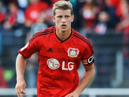 Neuer Bayer-Kapitän: Lars Bender tritt in Leverkusen die Nachfolge von Simon Rolfes an.
