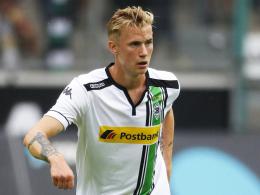Steht auf dem Sprung ins Team: Mönchengladbachs Youngster Marvin Schulz.