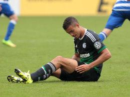 Franco di Santo beim 5:0-Sieg in Duisburg