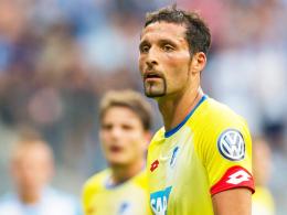 Bitteres Comeback in Deutschland: Hoffenheims Angreifer Kevin Kuranyi.