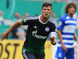 Keine Geschenke mehr: Klaas Jan Huntelaar tritt künftig wieder selbst zu Schalker Strafstößen an.
