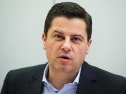 Freut sich über die Stärke des Profi-Fußballs: Christian Seifert, der Vorsitzende der DFL-Geschäftsführung.