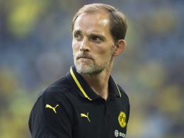 """""""Ich fange schon an, mir gelbe Turnschuhe zu bestellen"""": Dortmunds neuer Trainer Thomas Tuchel."""