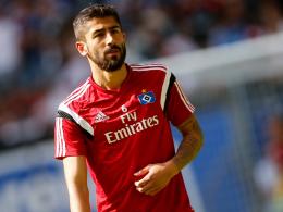 Spielt bislang nicht die erhoffte Rolle: Hamburgs Rückkehrer Kerem Demirbay.