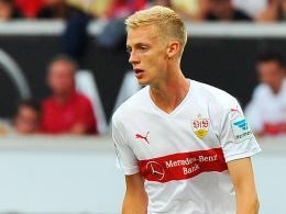 """Vertrauensbeweis des Vereins"": VfB-Youngster Timo Baumgartl hat seinen Vertrag erneut verlängert."