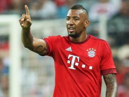 Hat eine steile Entwicklung hingelegt: Bayern Münchens Abwehrchef Jerome Boateng.