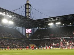 Nur ein Wahlversprechen oder mehr? Die Kölner OB-Kandidaten sprechen sich für einen Ausbau des Stadions aus.