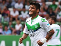 Hat die freie Auswahl: Wolfsburgs Francisco Rodriguez könnte sowohl für die Schweiz als auch für Chile auflaufen.