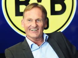 Erfolgreich: BVB-Boss Hans-Joachim Watzke wird wohl erneut einen Gewinn präsentieren können.