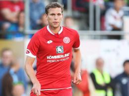 Gesetzt: Der Mainzer Neuzugang Fabian Frei ist als Taktgeber gegen Ingolstadt dabei.