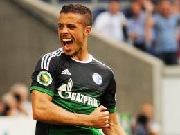 Soll Vollgas geben: Schalkes neuer Angreifer Franco di Santo.