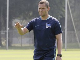 Hertha-Trainer Pal Dardai