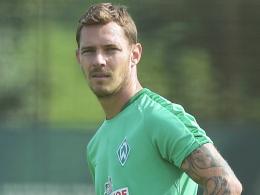 Freigestellt: Bremens Ludovic Obraniak kann sich ganz auf die Vereinssuche konzentrieren.