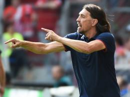Kleine Rehabilitation nach verpatztem Bundesliga-Auftakt: Martin Schmidts Elf Mainz 05 siegte im Testspiel.
