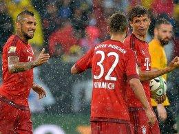 Bayern erweist sich einmal mehr als Aufbauhelfer