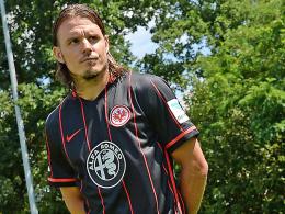 Muss noch auf sein Comeback in der Bundesliga warten: Alex Meier.