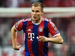 Hat wieder Rasen unter den Füßen: Bayern Münchens Verteidiger Holger Badstuber.