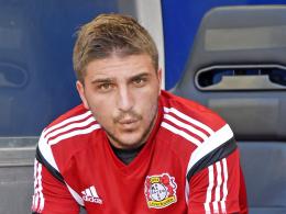 Neustart in Augsburg: Linksverteidiger Konstantinos Stafylidis wechselt von Leverkusen zum FCA.