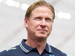 Will es den Bayern zeigen: Hoffenheims Trainer Markus Gisdol.