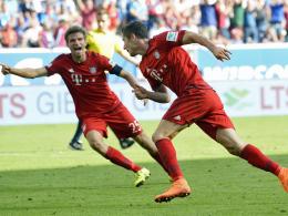 Müller und Lewandowski