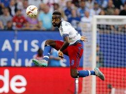 Trumpfte für den HSV groß auf: Johan Djourou.