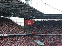 Stadionverbot: Gegen Hamburg wird nicht jeder Kölner-Fan ins Stadion dürfen.