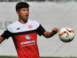 Folgt er Thomas Tuchel nach Dortmund? Der Mainzer Joo-Ho Park.