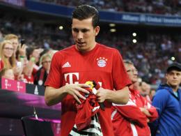 Erneute Ausleihe steht an: Bayerns Pierre-Emile Höjbjerg.