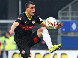 Möchte den VfB verlassen, erhält aber (noch) keine Freigabe: Stuttgarts Angreifer Filip Kostic.