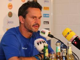 Darmstadt-Coach Dirk Schuster