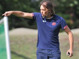 Mainz-Trainer Martin Schmidt