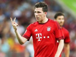 Zum zweiten Mal auf Leihbasis weg aus München: Bayerns Pierre-Emile Höjbjerg spielt bis Saisonende auf Schalke.