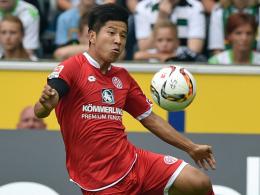 Hat für drei Jahre beim BVB unterschrieben: Joo-Ho Park.