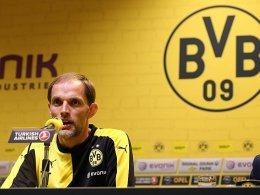 Er hat die Qual der Wahl: BVB-Trainer Thomas Tuchel.