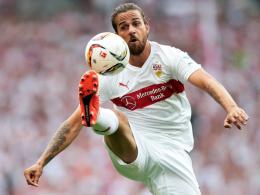 Am Tiefpunkt: Stuttgarts Martin Harnik vergab nicht nur mehrere Hochkaräter.