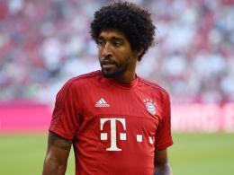 Abschied aus München: Dante geht zum Rivalen aus Wolfsburg.