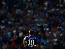 Ein Schalker Junge auf dem Weg nach Wolfsburg: Julian Draxler.