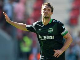 Derzeit nicht in Bestform: Hannovers Kapitän Christian Schulz.